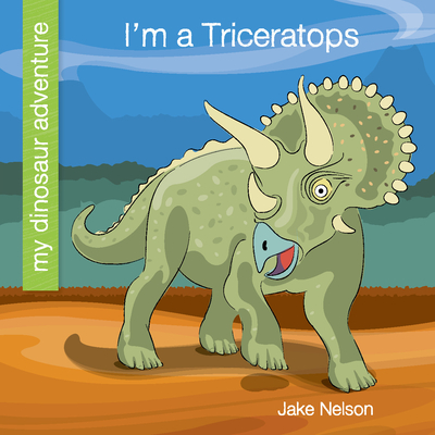 I'm a Triceratops Cover Image