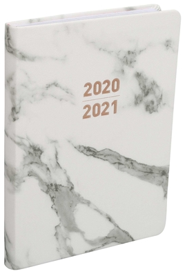 2021 Small Marble Planner (Sorrento Press) Cover Image