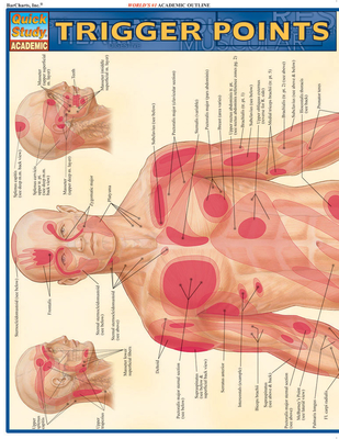 Trigger Points (Quickstudy: Academic) Cover Image