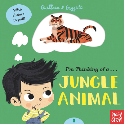 Cover for I'm Thinking of a Jungle Animal