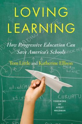 Cover for Loving Learning
