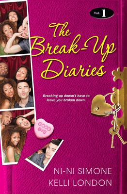 The Break-Up Diaries, Vol. 1 Cover