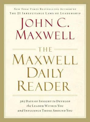 Cover for The Maxwell Daily Reader
