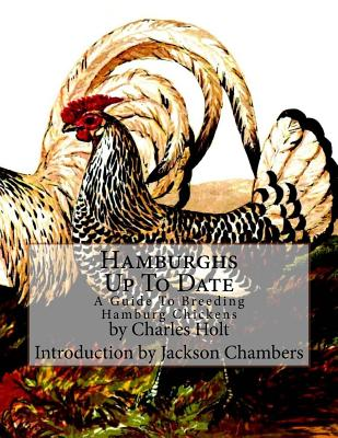 Hamburghs Up To Date: A Guide To Breeding Hamburg Chickens Cover Image