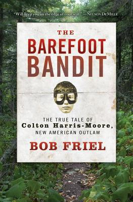 The Barefoot Bandit Cover