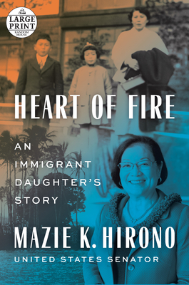 Heart of Fire: An Immigrant Daughter's Story Cover Image