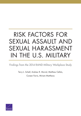 Risk Factors for Sexual Assault and Sexual Harassment in the U.S. Military Cover Image