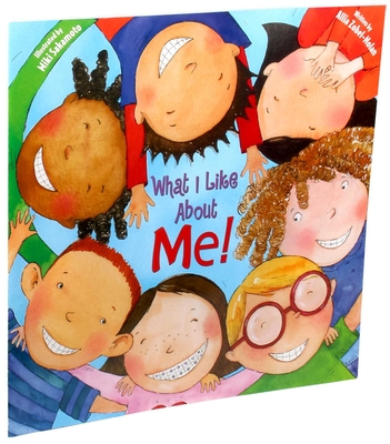 What I Like About Me! Teacher Edition: A Book Celebrating Differences Cover Image