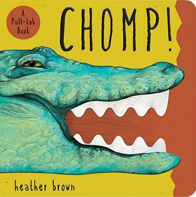 Chomp! Cover