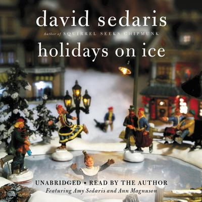 Holidays on Ice [With Earbuds] (Playaway Adult Nonfiction) Cover Image