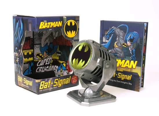 Batman: Metal Die-Cast Bat-Signal Cover Image