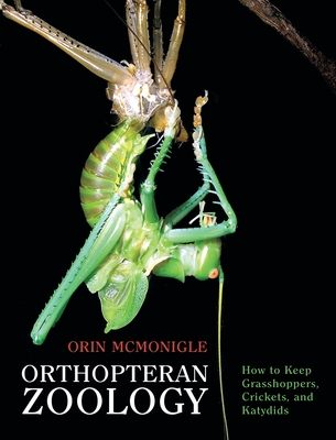 Orthopteran Zoology: How to Keep Grasshoppers, Crickets, and Katydids Cover Image