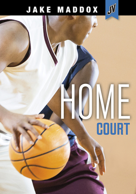 Home Court (Jake Maddox Jv) Cover Image