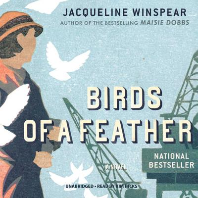 Birds of a Feather (Maisie Dobbs Mysteries) Cover Image