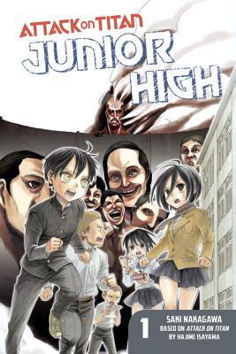 Attack on Titan: Junior High 1 cover image
