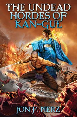 Cover for The Undead Hordes of Kan-Gul