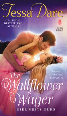 The Wallflower Wager: Girl Meets Duke Cover Image