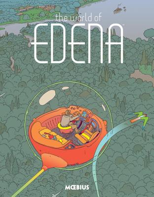 The World of Edena Cover Image
