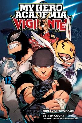 My Hero Academia: Vigilantes, Vol. 12 Cover Image
