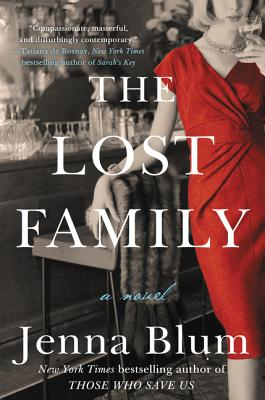 cover for The Lost Family