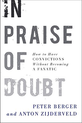 Cover for In Praise of Doubt