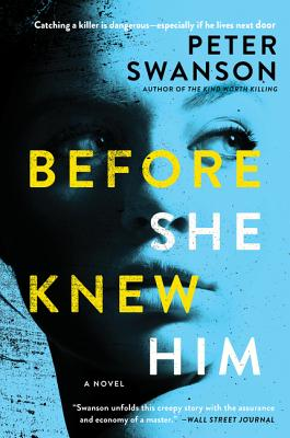 Before She Knew Him: A Novel Cover Image