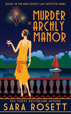 Murder at Archly Manor Cover Image