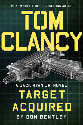 Tom Clancy Target Acquired Cover Image