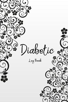 Diabetic Log Book: Diabetes Log Book, Blood Sugar Log Book, Glucose Monitoring. 52 Weeks Daily Readings. Before & After for Breakfast, Lu Cover Image