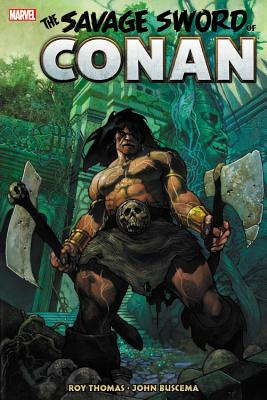 Savage Sword Of Conan: The Original Marvel Years Omnibus Vol. 2 Cover Image