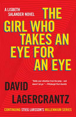 Girl Who Takes an Eye for an Eye cover image