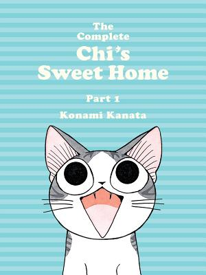 The Complete Chi's Sweet Home, 1 Cover Image