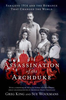 The Assassination of the Archduke Cover