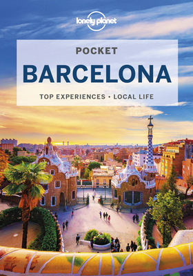 Lonely Planet Pocket Barcelona 7 Cover Image