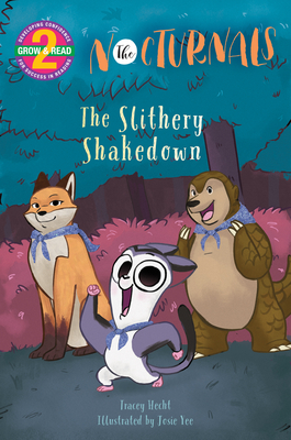 The Nocturnals: The Slithery Shakedown Cover Image