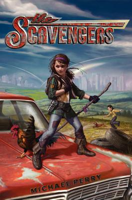 The Scavengers Cover Image
