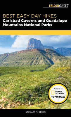 Best Easy Day Hikes Carlsbad Caverns and Guadalupe Mountains National Parks Cover Image