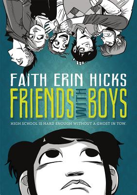 Friends with Boys Cover Image