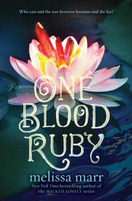 One Blood Ruby Cover