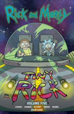 Rick and Morty Vol. 5 Cover Image