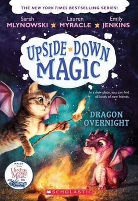 Dragon Overnight (Upside-Down Magic #4) Cover Image