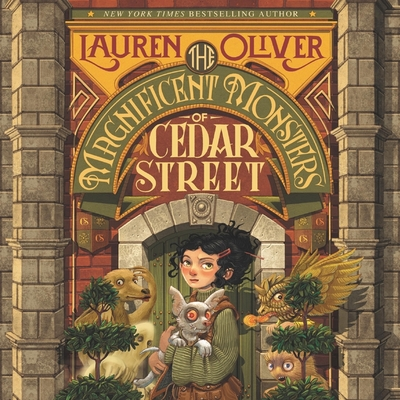 The Magnificent Monsters of Cedar Street Cover Image