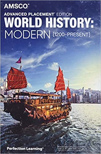 Advanced Placement World History: Modern Cover Image