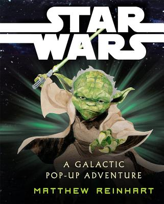 Star Wars: A Galactic Pop-up Adventure Cover Image