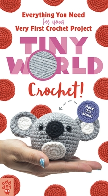Tiny World: Crochet! Cover Image