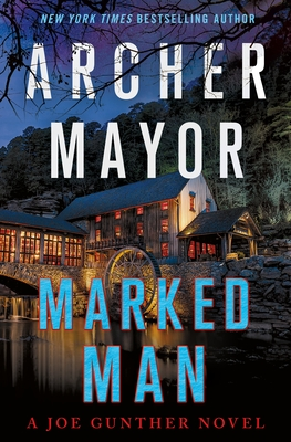 Marked Man: A Joe Gunther Novel (Joe Gunther Series #32) Cover Image