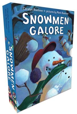 Snowmen Galore Cover Image
