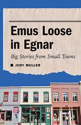 Emus Loose in Egnar Cover