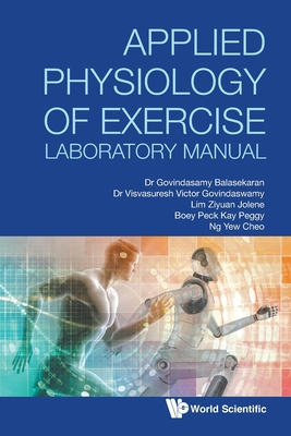 Applied Physiology of Exercise Laboratory Manual Cover Image