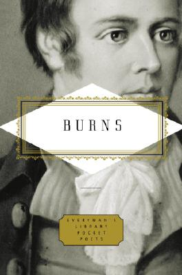 Burns: Poems (Everyman's Library Pocket Poets Series) Cover Image